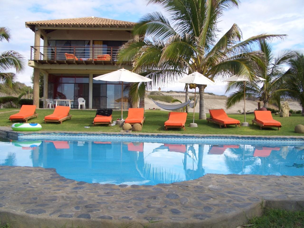 Mancora peru alquiler de casas de playa en vichayito for Casas jardin del mar